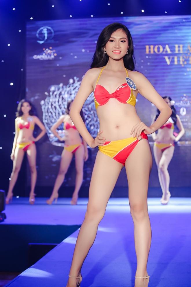 Top 34 thí sinh Hoa hậu Đại dương nóng bỏng với trang phục bikini - Ảnh 6.