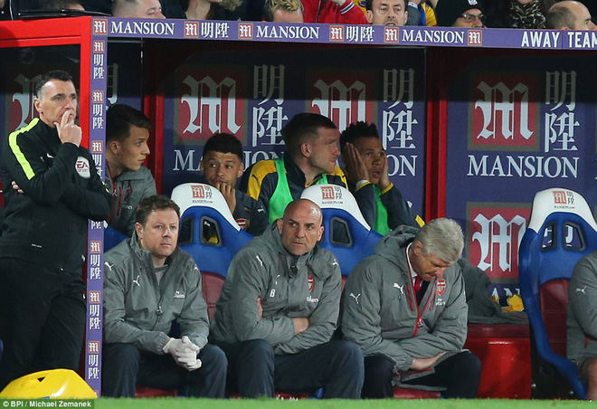 Tiết lộ bí mật đầy ấm ức của Wenger; xuất hiện kẻ muốn tiêu diệt cả Premier League - Ảnh 6.