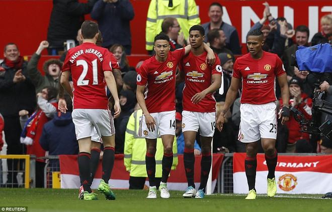 Tự phế võ công để chơi đòn quyết tử, Man United xé tan Chelsea trên Old Trafford - Ảnh 6.