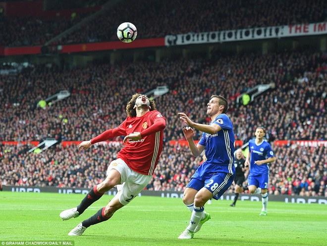Tự phế võ công để chơi đòn quyết tử, Man United xé tan Chelsea trên Old Trafford - Ảnh 16.