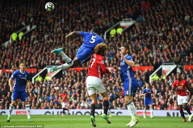 Tự phế võ công để chơi đòn quyết tử, Man United xé tan Chelsea trên Old Trafford - Ảnh 17.