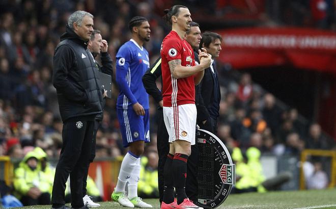 """""""Chơi dao"""" với Mourinho, Ibrahimovic hãy dè chừng!"""