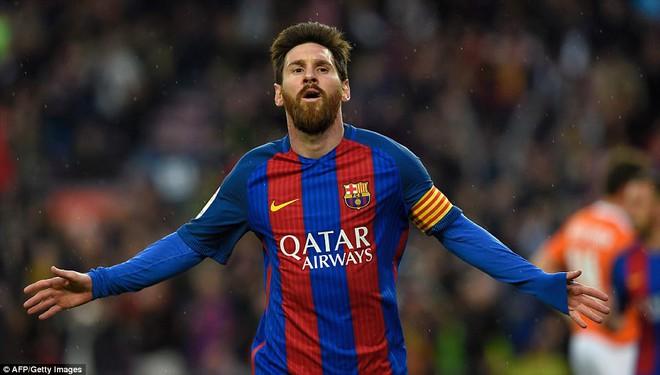 Barca thách thức, Real đáp lời bằng 2 trận cầu vùi dập 5