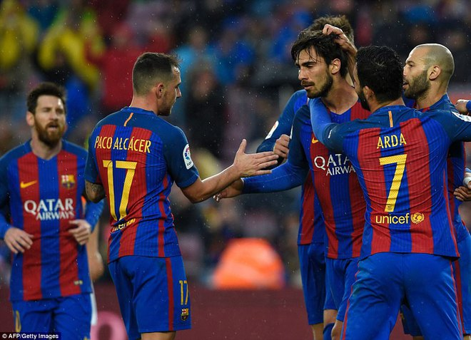 Barca thách thức, Real đáp lời bằng 2 trận cầu vùi dập 6