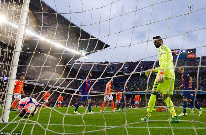 Barca thách thức, Real đáp lời bằng 2 trận cầu vùi dập 7