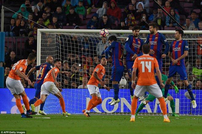 Barca thách thức, Real đáp lời bằng 2 trận cầu vùi dập 8