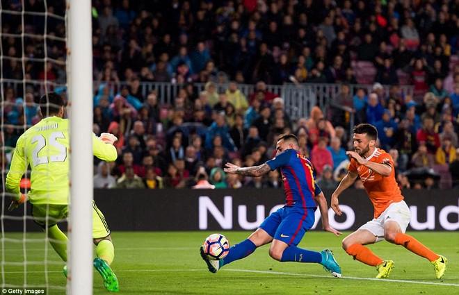 Barca thách thức, Real đáp lời bằng 2 trận cầu vùi dập 12