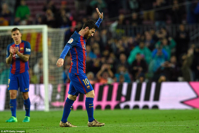 Barca thách thức, Real đáp lời bằng 2 trận cầu vùi dập 14