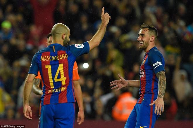 Barca thách thức, Real đáp lời bằng 2 trận cầu vùi dập 15