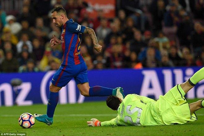 Barca thách thức, Real đáp lời bằng 2 trận cầu vùi dập 17
