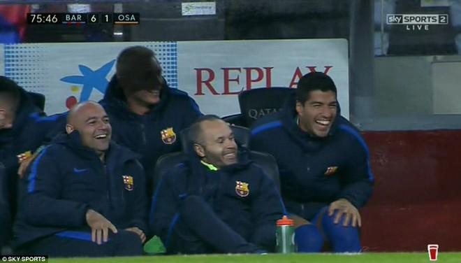 Barca thách thức, Real đáp lời bằng 2 trận cầu vùi dập 18