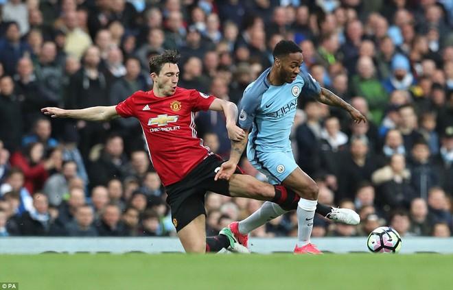 """""""Sống sót"""" sau derby Manchester, Quỷ đỏ thở phào nhẹ nhõm - Ảnh 5"""