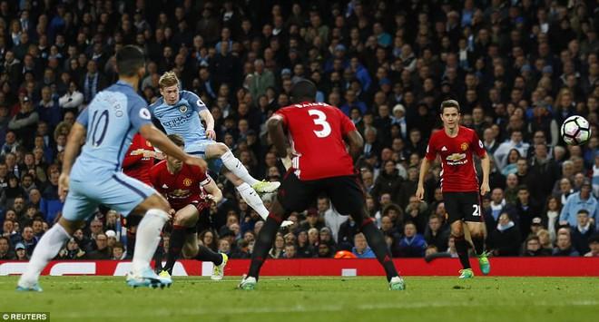 """""""Sống sót"""" sau derby Manchester, Quỷ đỏ thở phào nhẹ nhõm - Ảnh 19"""