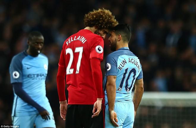 """""""Sống sót"""" sau derby Manchester, Quỷ đỏ thở phào nhẹ nhõm - Ảnh 28"""