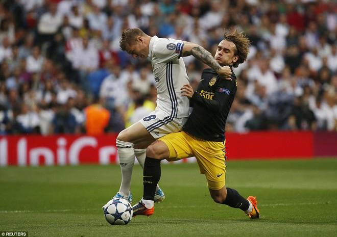 Không cần đá lượt về nữa, bởi Ronaldo đã đặt chỗ cho Real Madrid ở chung kết - Ảnh 4