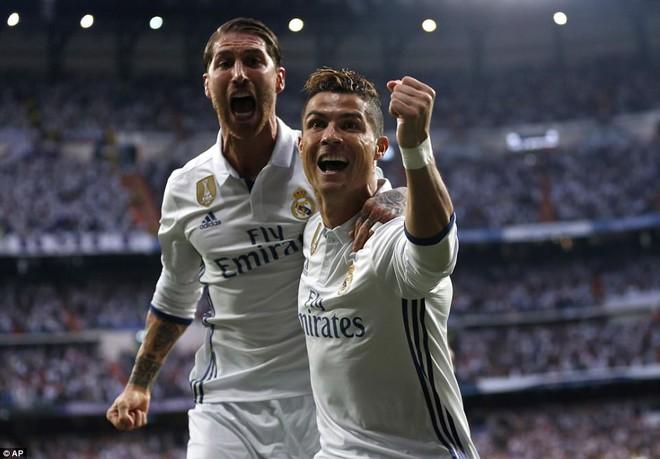 Không cần đá lượt về nữa, bởi Ronaldo đã đặt chỗ cho Real Madrid ở chung kết - Ảnh 9