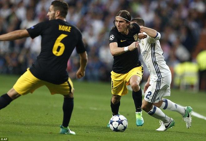 Không cần đá lượt về nữa, bởi Ronaldo đã đặt chỗ cho Real Madrid ở chung kết - Ảnh 11