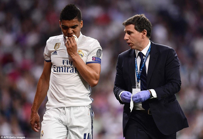 Không cần đá lượt về nữa, bởi Ronaldo đã đặt chỗ cho Real Madrid ở chung kết - Ảnh 15