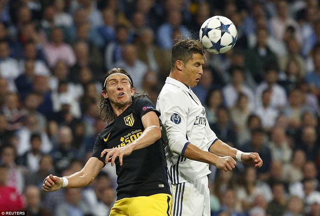 Không cần đá lượt về nữa, bởi Ronaldo đã đặt chỗ cho Real Madrid ở chung kết - Ảnh 18