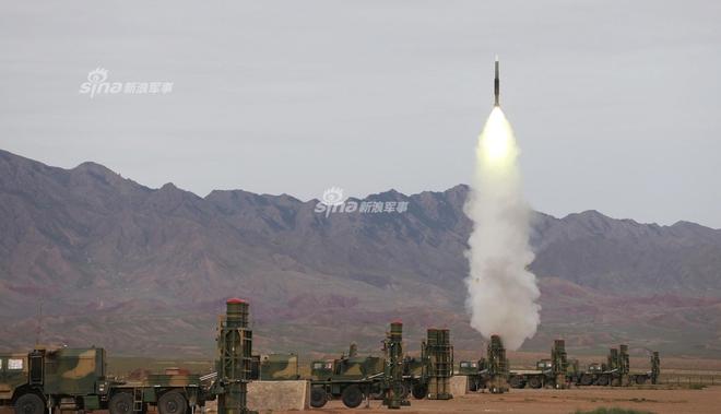 Tung ảnh bắn đạn thật, Trung Quốc tuyên bố HQ-16B vượt trội Buk của Nga - ảnh 2