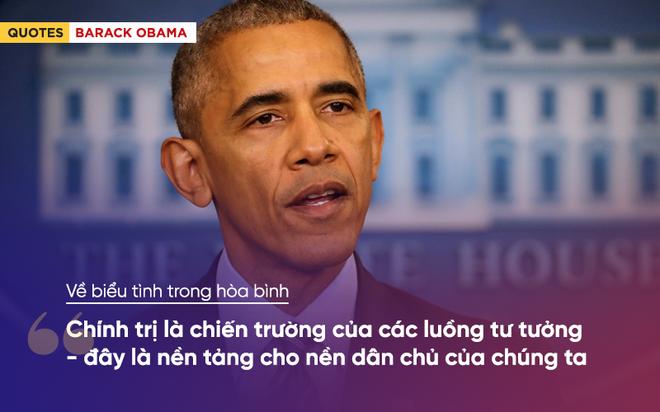 Toàn văn bài phát biểu chia tay của Tổng thống Mỹ Barack Obama - Ảnh 7.