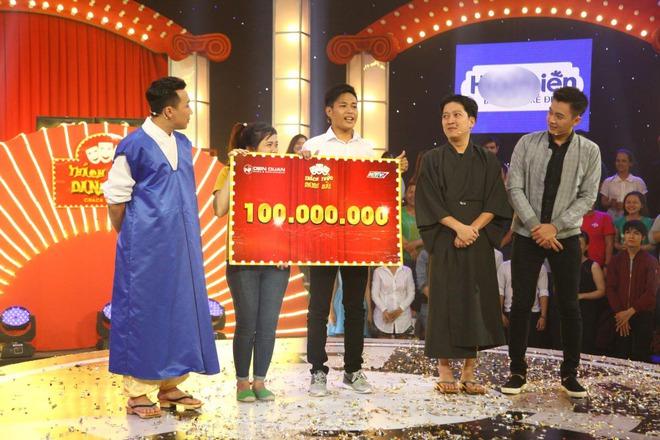 Trấn Thành không thể nhịn cười, thí sinh dễ dàng thắng 100 triệu nhờ màn tán người yêu - Ảnh 4.