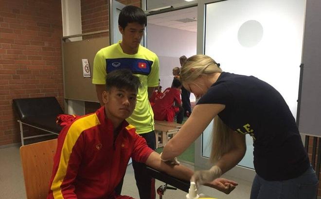 U20 Việt Nam vượt qua bài test thể lực gắt gao theo tiêu chuẩn Đức