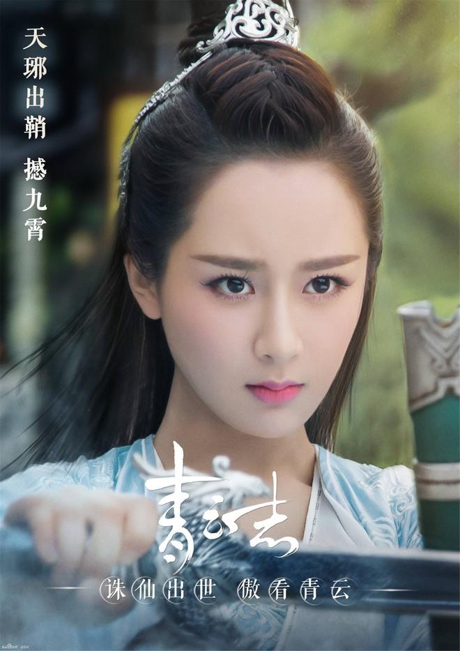 Chuyện ngược đời trong phim Hoa ngữ: Đang từ vai chính bị đẩy xuống vai phụ - Ảnh 4.