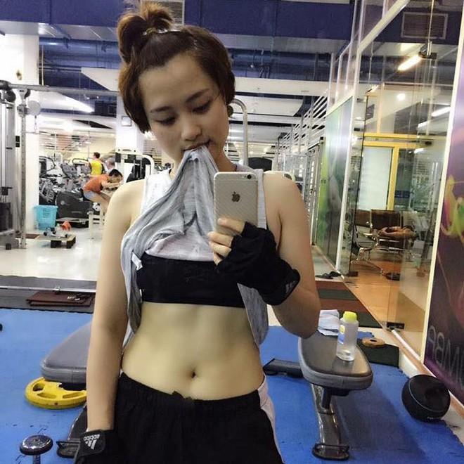 Cô gái bỏ việc chỉ để tập gym và đây là kết quả không ngờ sau 2 tháng - Ảnh 3.