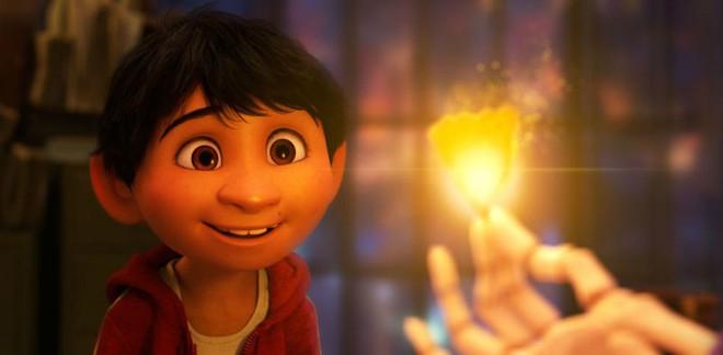 Phim hoạt hình Coco: Sắc màu kỳ diệu của xưởng phim Pixar lừng danh - Ảnh 2.