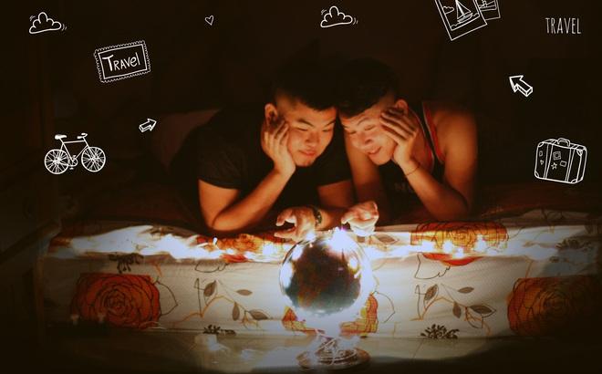 Chuyện tình vượt biên giới của 2 chàng trai: 10 tháng yêu nhau ...