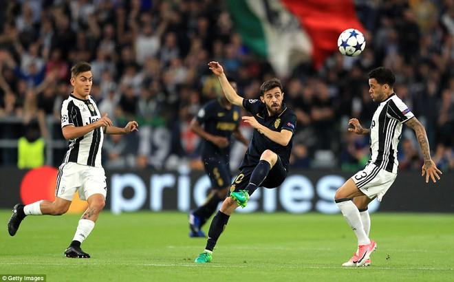 Dạy nốt cho Monaco bài học, Juventus đàng hoàng đặt chân vào chung kết Champions League - Ảnh 4