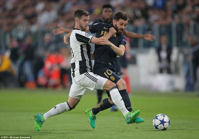 Dạy nốt cho Monaco bài học, Juventus đàng hoàng đặt chân vào chung kết Champions League - Ảnh 5