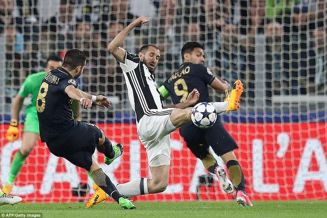 Dạy nốt cho Monaco bài học, Juventus đàng hoàng đặt chân vào chung kết Champions League - Ảnh 6
