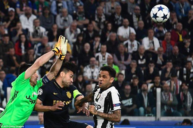 Dạy nốt cho Monaco bài học, Juventus đàng hoàng đặt chân vào chung kết Champions League - ảnh 1
