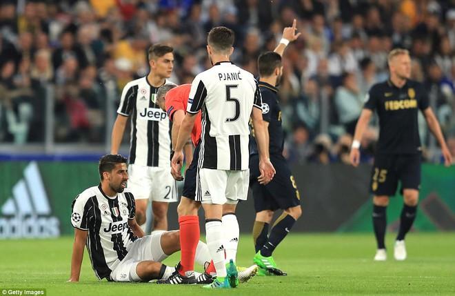 Dạy nốt cho Monaco bài học, Juventus đàng hoàng đặt chân vào chung kết Champions League - Ảnh 10