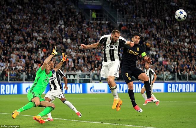 Dạy nốt cho Monaco bài học, Juventus đàng hoàng đặt chân vào chung kết Champions League - Ảnh 13