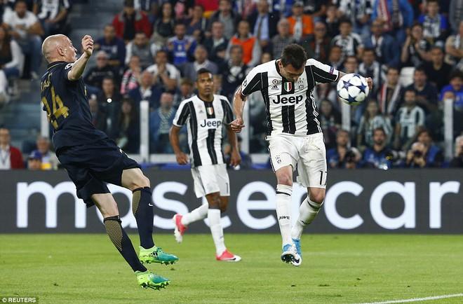 Dạy nốt cho Monaco bài học, Juventus đàng hoàng đặt chân vào chung kết Champions League - Ảnh 17