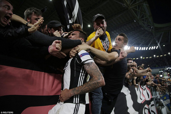 Dạy nốt cho Monaco bài học, Juventus đàng hoàng đặt chân vào chung kết Champions League - Ảnh 19