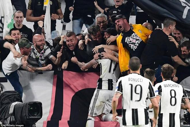 Dạy nốt cho Monaco bài học, Juventus đàng hoàng đặt chân vào chung kết Champions League - Ảnh 20