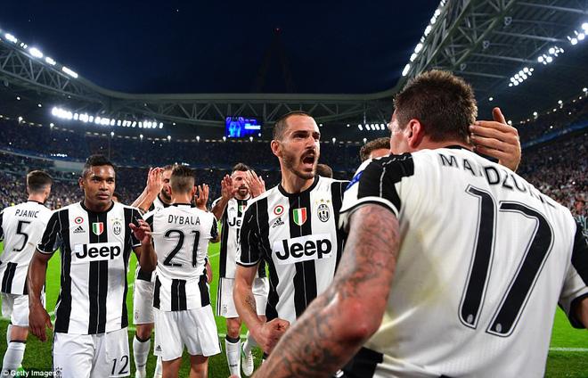 Dạy nốt cho Monaco bài học, Juventus đàng hoàng đặt chân vào chung kết Champions League - Ảnh 21