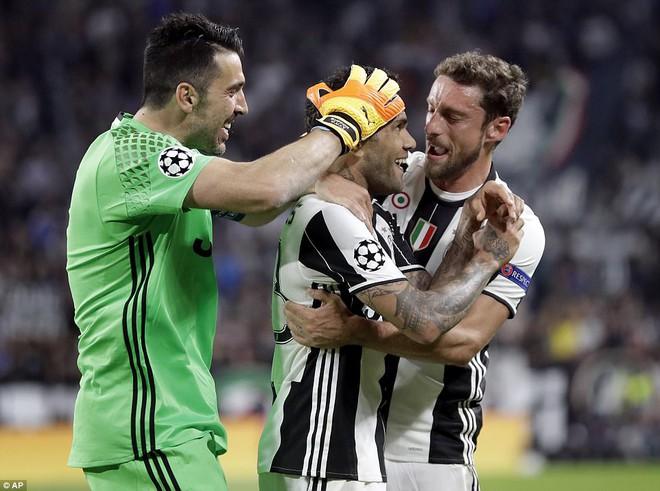 Dạy nốt cho Monaco bài học, Juventus đàng hoàng đặt chân vào chung kết Champions League - Ảnh 26
