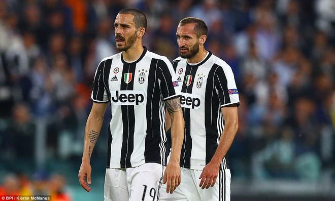 Dạy nốt cho Monaco bài học, Juventus đàng hoàng đặt chân vào chung kết Champions League - Ảnh 28