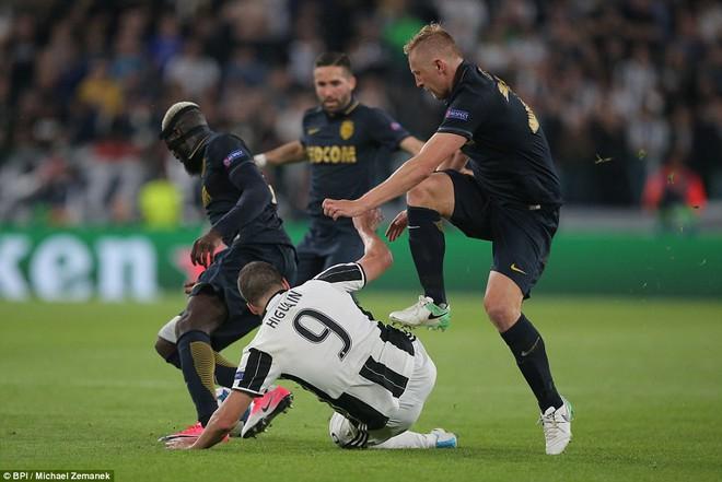 Dạy nốt cho Monaco bài học, Juventus đàng hoàng đặt chân vào chung kết Champions League - Ảnh 33