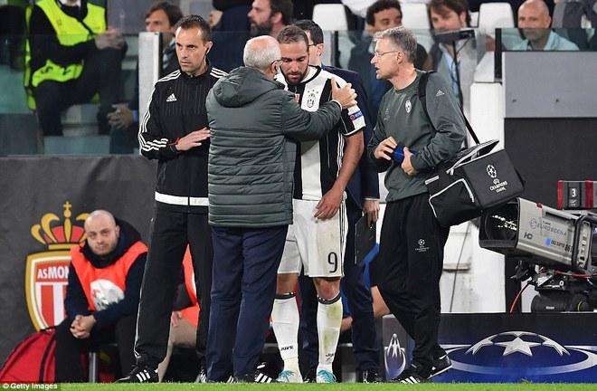 Dạy nốt cho Monaco bài học, Juventus đàng hoàng đặt chân vào chung kết Champions League - Ảnh 36