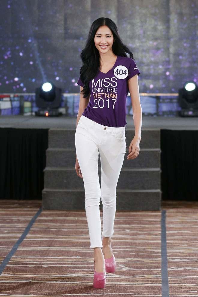 Hoa hậu Hoàn vũ Việt Nam tập 2: Thái độ vô kỷ luật của Mai Ngô gây ức chế - Ảnh 12.