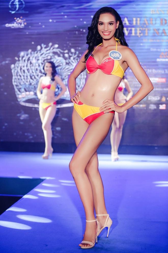 Top 34 thí sinh Hoa hậu Đại dương nóng bỏng với trang phục bikini - Ảnh 10.