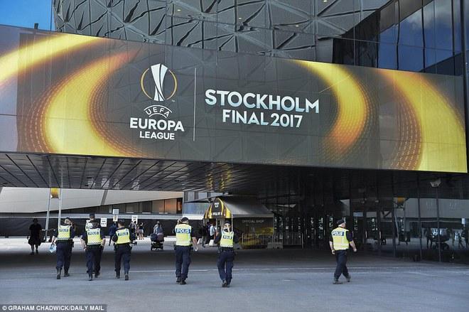 Champions League, Man United đến đây! 3