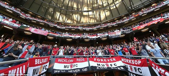 Champions League, Man United đến đây! 7