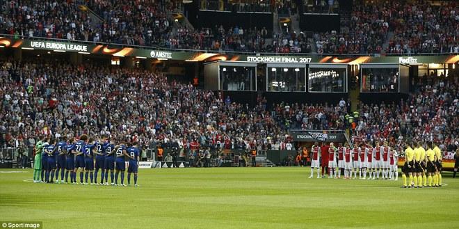 Champions League, Man United đến đây! 8